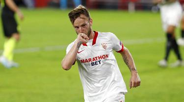 10 Pemain Sevilla Tampil Spartan, Menang Dramatis Atas Krasnodar