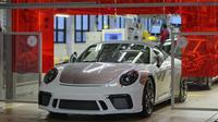 Produksi Porsche 991 resmi berakhir (Autoblog)