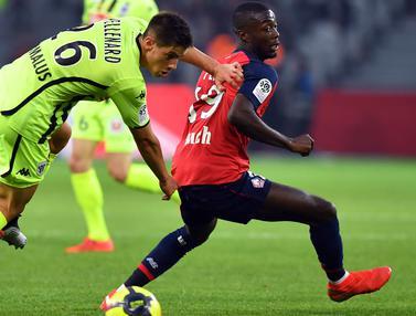 Aksi Nicolas Pepe, Rekrutan Anyar Arsenal