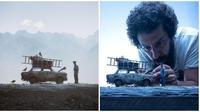 Diorama Layaknya Adegan Film Karya Pria Ini Bikin Takjub (sumber:Instagram/@hernandez_dreamphography)