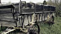 Ilustrasi kereta kuda masa lalu. (Sumber PxHere)