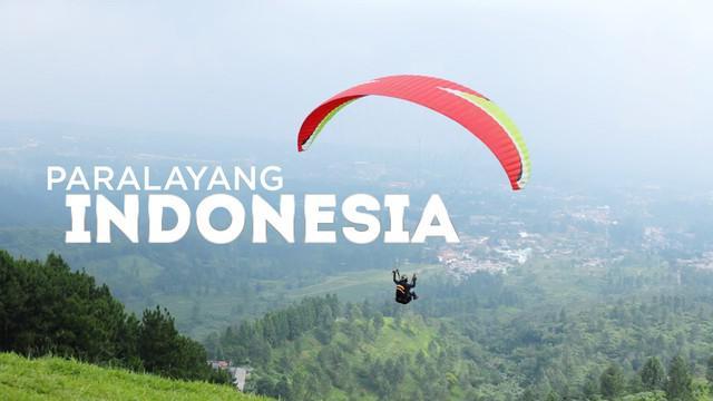Berita video kisah Pelatih Kepala Gendon Subandono soal prestasi mendunia paralayang Indonesia yang bisa mendulang emas di Asian Games 2018.