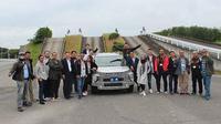 Mitsubishi Xpander Crossover yang dibumbui karakter SUV segera diperkenalkan di Indonesia. (MMKSI)
