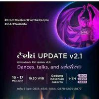 EKI Dance Company Gelar EKI Update v 2.1 (Istimewa)