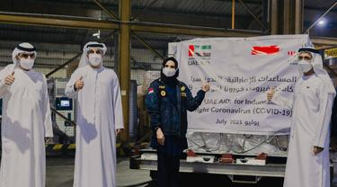 Bea Cukai Soekarno-Hatta Asistensi Hibah Vaksin dari Uni Emirat Arab