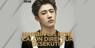 Hanbin Alias B.I Eks iKON Jadi Calon Direktur Eksekutif Agensi IOK Company