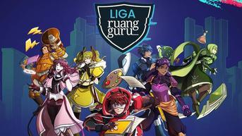 Ruangguru Gelar Liga Ruangguru, Kompetisi Pelajar Terbesar di Indonesia