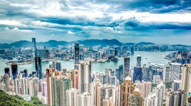 Ilustrasi Hongkong