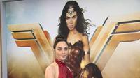 Gal Gadot, pemeran film Wonder Woman 1984. (AFP/Bintang.com)