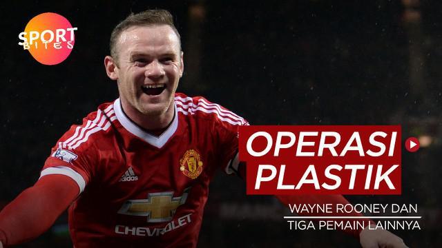 Berita video sportbites kali ini membahas tentang empat pemain sepak bola yang mengubah penampilannya dengan operasi plastik