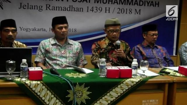 PP Muhamadiyah telah menetapkan 1 Ramadan dimulai tanggal 17 Mei 2018