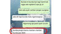 5 Chat Ibu Hamil Lagi Ngidam Ini Bikin Geleng Kepala (sumber: Instagram.com/awreceh.id)