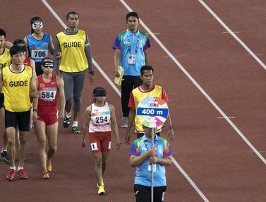 Asian Paragames 2018, Para Atletik