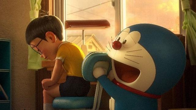 Unduh 103 Gambar Keren Doraemon Stand By Me Gratis Terbaik