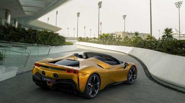 Mobil listrik Ferrari sudah dalam perencanaan produksi
