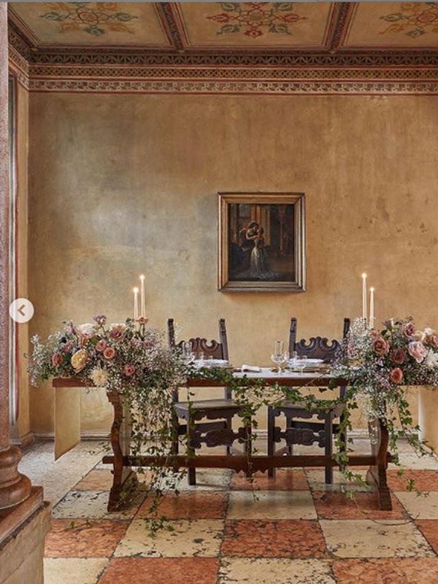 Liburan Romantis di Rumah Juliet