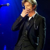 David Bowie. (Bintang/EPA)