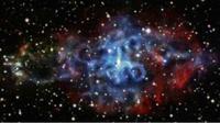 Ilustrasi ledakan supernova di angkasa luar (NASA)