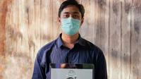 Lima mahasiswa Institut Teknologi Sepuluh Nopember (ITS) Surabaya, membuat gagasan inovasi teknologi sensor bawah laut. (Foto: Dok ITS)