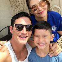 4 pasangan selebriti yang akur demi anak. (instagram.com/tamarableszynskiofficial)