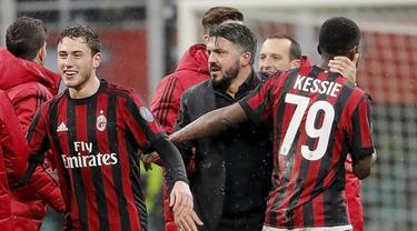 Coppa Italia, Inter Milan, AC Milan