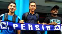 Kim Jefri Kurniawan, David Laly dan Rahmat Hidayat (Liputan6.com / Okan Firdaus)