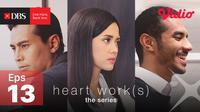 Heart Work(s) Episode 13, Dari Mata Turun Ke Hati