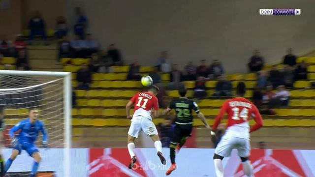 Berita video highlights Ligue 1 2017-2018 antara Monaco melawan Guingamp dengan skor 6-0. This video presented by BallBall.