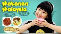 Makanan Malaysia (Foto: Kokiku TV)