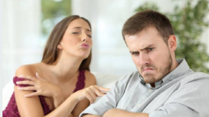Idap Psoriasis, Kulit Ahmed Mengelupas Setiap Berhubungan Seks