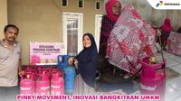 Pinky Movement Pertamina.