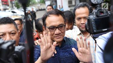 Direkomendasikan Jalani Rehabilitasi, Andi Arief Datang ke BNN