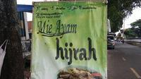 Mi Ayam Hijrah. Foto: KRJogja.com