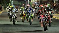 Seri ketiga Trial Game Asphalt 2019  yang bergulir akhir pekan lalu di Stadion Mandala Krida, Yogyakarta dibanjiri peserta. (ist)