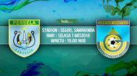 Persela Lamongan vs Gresik United (Bola.com/Samsul hadi)