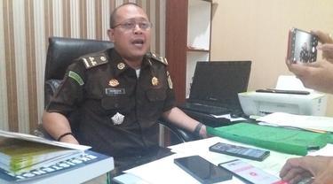 Kejati Sulsel memeriksa Bupati Bulukumba dalam kasus dugaan suap proyek DAK Rp 49 miliar (Liputan6.com/ Eka Hakim)