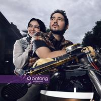 Donny Michael-Aryani Fitriana. (Foto: Bambang E. Ros/Bintang.com Digital Imaging: Muhammad Iqbal Nurfajri/Bintang.com)