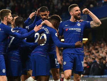 Chelsea Buka Asa Lolos Liga Champions