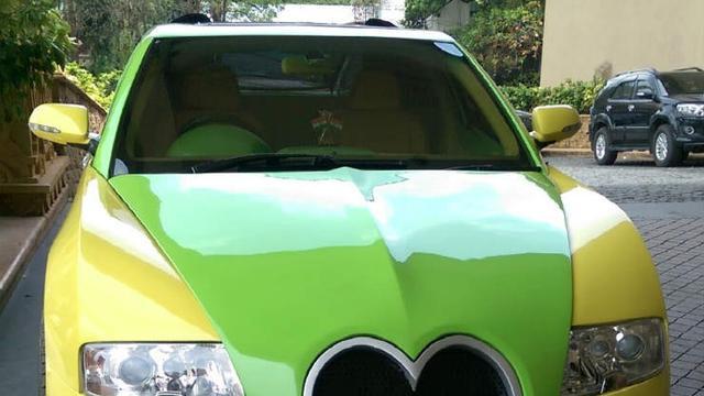 Terbuat dari Honda Accord
