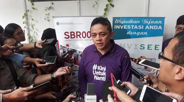 Direktur Jenderal Pengelolaan Pembiayaan dan Risiko, Luky Alfirman