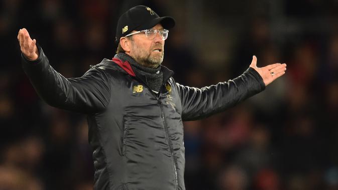 Manajer Liverpool: Kutukan Terpeleset Usai Tamat