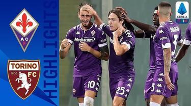 Berita Video Fiorentina Raih Kemenangan Pertama di Laga Perdana Melawan Torino