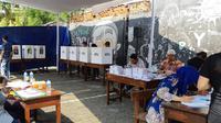 Pimpinan Front Pembela Islam (FPI) Rizieq Shihab masih terdaftar sebagai pemilih tetap di TPS 45 Petamburan, Jakarta Barat.