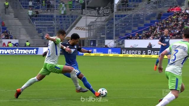 Hoffenheim meneruskan performa bagus mereka saat meraih kemenangan 3-0 atas Wolfsburg dan terus menjaga harapan mereka lolos ke ko...