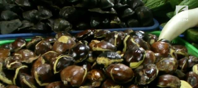 Harga jengkol di pasar-pasar tradisional Bogor terus melesat. Bahkan harganya kini telah melampaui harga ayam potong.