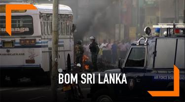 Ledakan kembali terjadi di dekat gereja di Sri Lanka. Ledakan ini menambah panjang deretan bom di Sri Lanka.