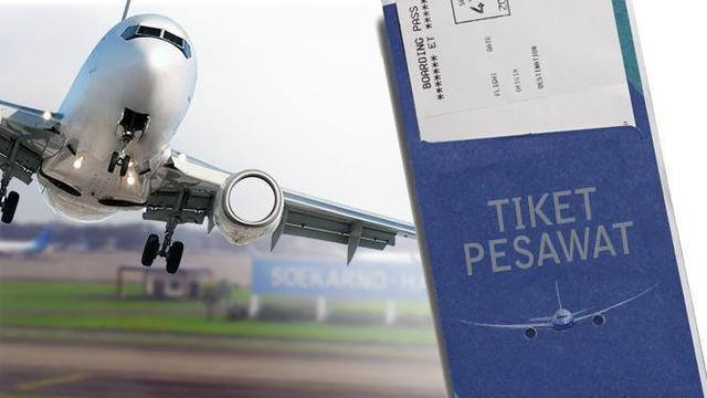 Berburu Tiket Pesawat Online Murah Untuk Mudik Lebaran Tekno