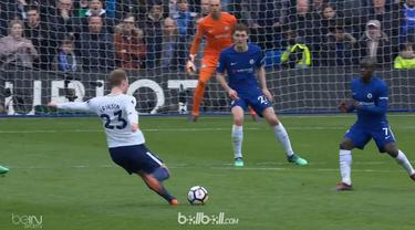 Berita video gol-gol terbaik yang tercipta pada pekan ke-32 Premier League 2017-2018. This video presented by BallBall.