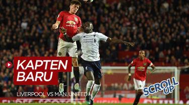 Berita video Scroll Up kali ini membahas jelang pertandingan antara Liverpool vs Manchester United yang akan digelar Minggu (19/1/2020).