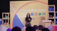 Kepala Komunikasi Instagram Asia Pasifik Ching Yee Wong (Liputan6.com/Agustinus M.Damar)